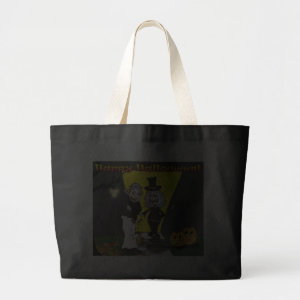 'the Crazies' Halloween Bag bag