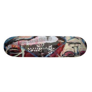 The Crazy Never Die Skate Decks