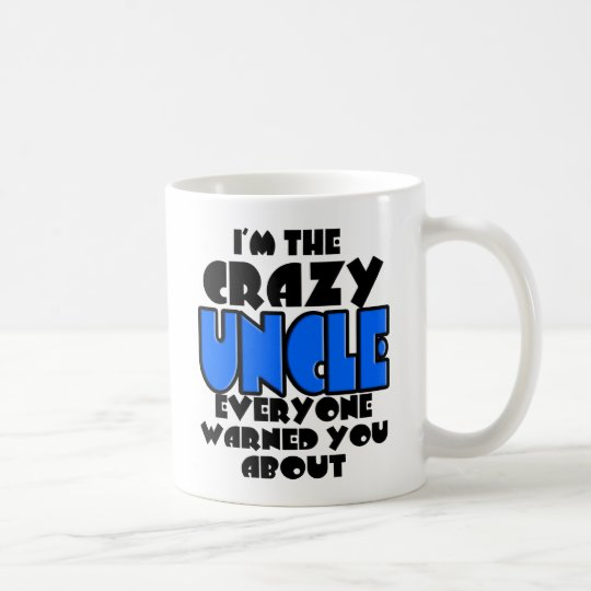 The Crazy Uncle Mug