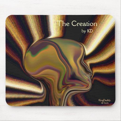 The Creation Mousepad