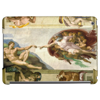 The Creation of Adam by Michelangelo Case For iPad Air