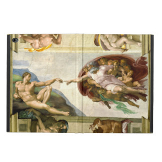 The Creation of Adam by Michelangelo Powis iPad Air 2 Case