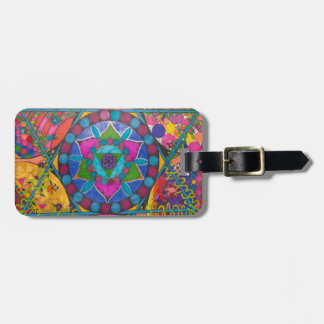 The Creation Of Consciousness Luggage Tag