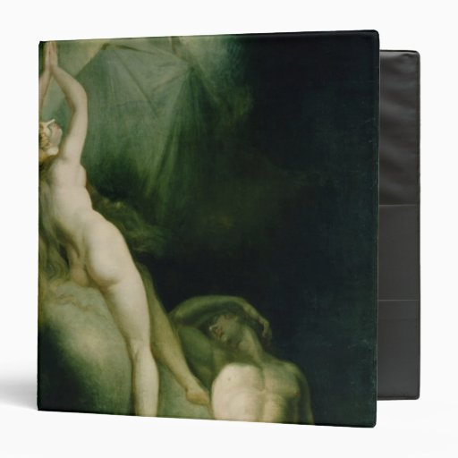 The Creation of Eve, 1791-93 3 Ring Binder