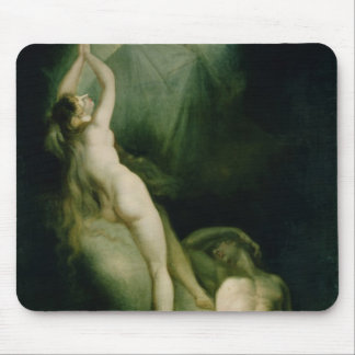 The Creation of Eve, 1791-93 Mouse Pad
