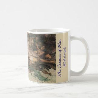 """The Creation of Man"" Mugs"