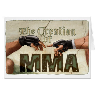 The Creation of MMA Card
