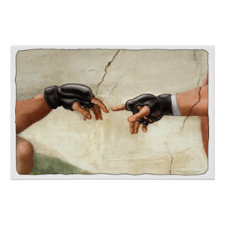 The Creation of MMA Print