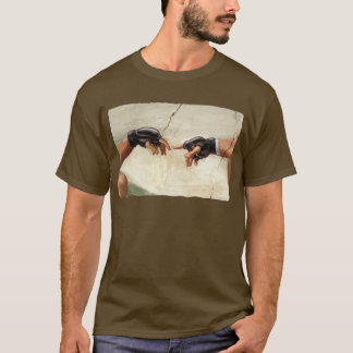 The Creation of MMA T-Shirt