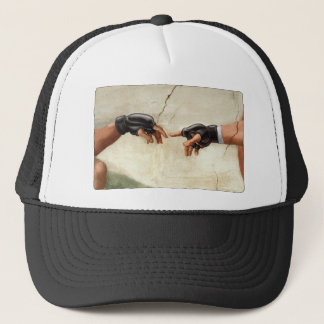 The Creation of MMA Trucker Hat