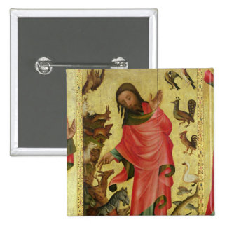 The Creation of the Animals Pinback Button