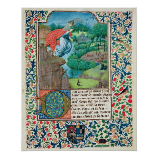 The Creation World, from 'Traite de Medecine' Poster
