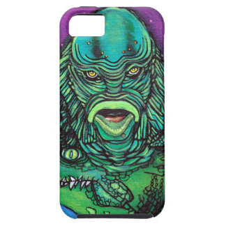 The Creature Lives iPhone 5 Case