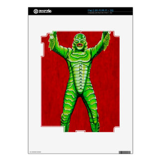 THE CREATURE SKIN FOR THE iPad 2