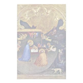 The Creche By Daddi Bernardo Stationery