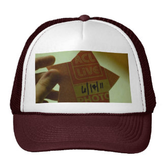 The Credential Trucker Hat