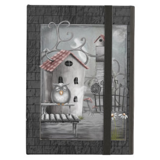 The Creek Gothic Folk Art Case For iPad Air
