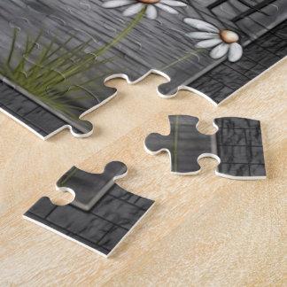 The Creek Gothic Folk Art Jigsaw Puzzle