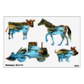 The Creek is Calling and I Must Go Wall Decal