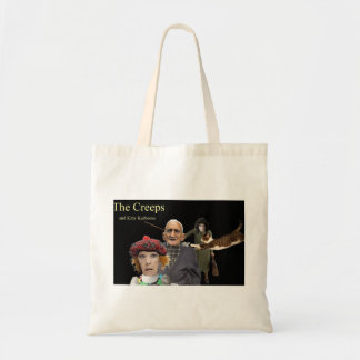 The Creeps and Kitty Karboone Tote Bag