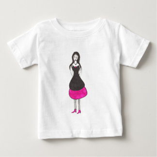 The creepy 80's prom baby T-Shirt
