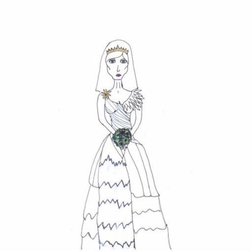 The Creepy Bride Statuette