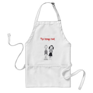 The Creepy Cook Adult Apron