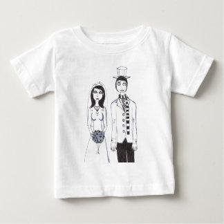 The Creepy Wedding Baby T-Shirt