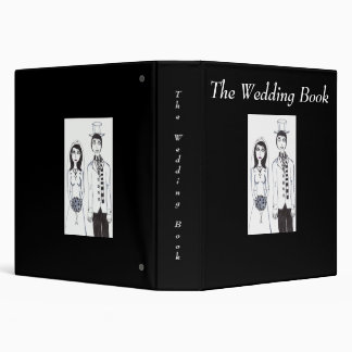 The Creepy Wedding Book Binder