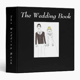 The Creepy Wedding Book the Second book 3 Ring Binder
