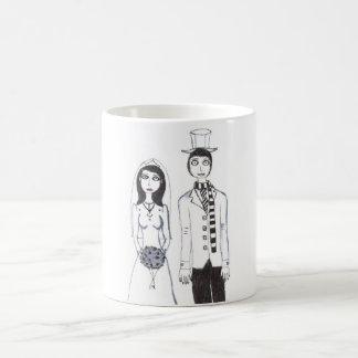 The Creepy Wedding Mug