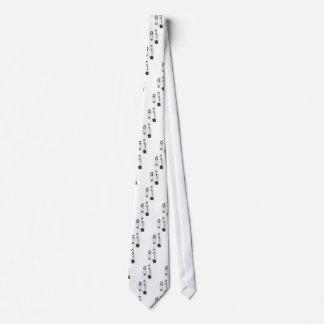 The Creepy Wedding Neck Tie