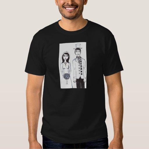 The Creepy Wedding Shirt