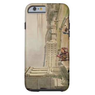 The Crescent, detail of the street, from 'Bath Ill Tough iPhone 6 Case