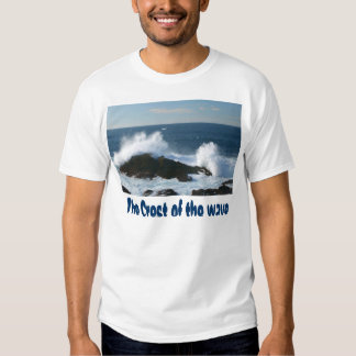 The Crest of the wave Tee Shirt