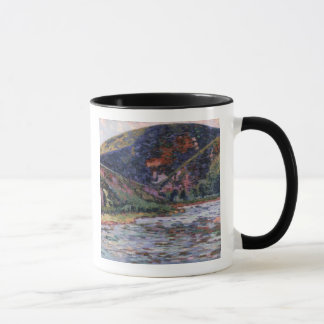 The Creuse in Summertime, 1895 (oil on canvas) Mug