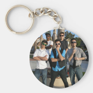 The Crew Keychain