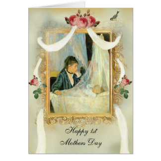 The Crib 2 First Mothers Day Card