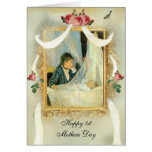 The Crib 2 First Mothers Day Greeting Card