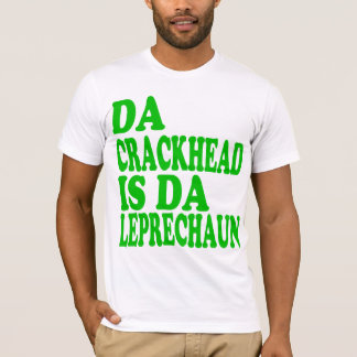 The Crichton Leprechaun Tee T Shirt