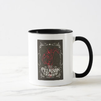 The Crimson Comet - It's Showtime! Poster Mug