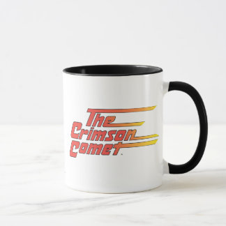 The Crimson Comet Logo Mug