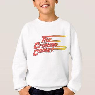 The Crimson Comet Logo Sweatshirt