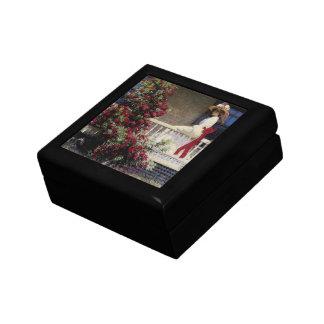 The Crimson Rambler Keepsake Box