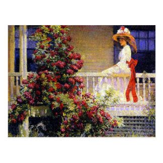 The Crimson Rambler Postcard