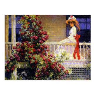 The Crimson Rambler Postcard
