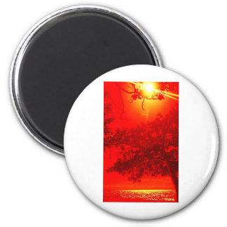 The Crimson Tide Refrigerator Magnet