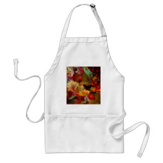 The crisis of the dragon adult apron