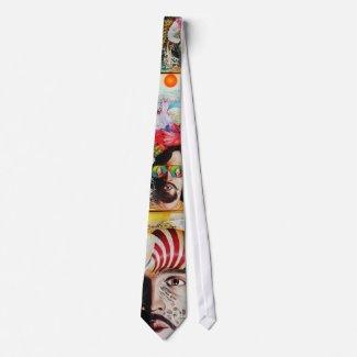 The Critical Eye Tie
