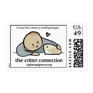 The Critter Connection Postage
